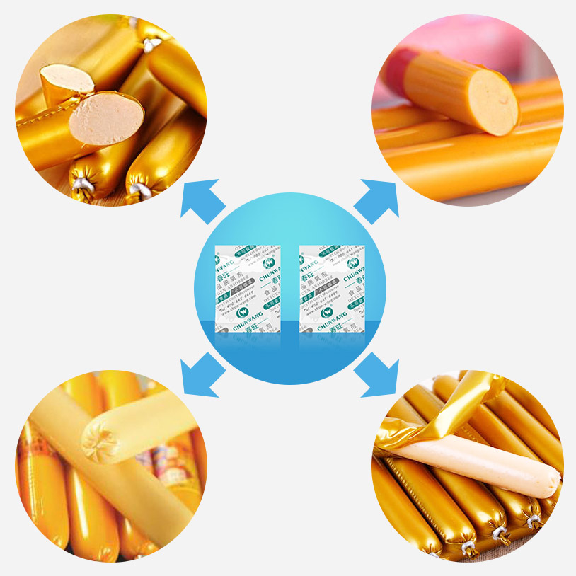 食品脱氧剂应用于肉制食品